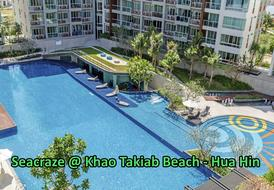 Seacraze Apartment D709 @ Khao Takiab Beach - Hua Hin