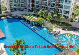 Seacraze Apartment D705 @ Khao Takiab Beach - Hua Hin