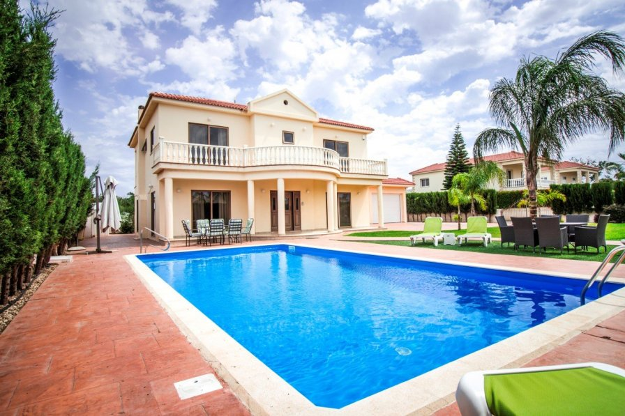 Owners abroad Ayia Napa holiday villa rental with swimming pool