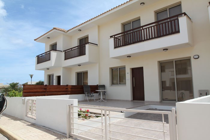 Town house in Cyprus, Protaras