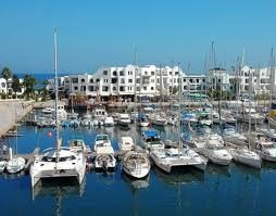 Beautiful appartement at Port El Kantaoui, Sousse