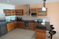 Duplex_apartment in Mauritius, Tamarin: Tamarin Beach Apartments Mauritius: American kitchen