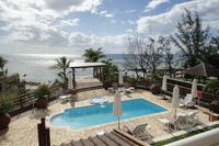 Duplex_apartment in Mauritius, Tamarin: Tamarin Beach Apartments Mauritius: Balcony view