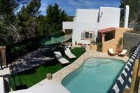 Villa in Spain, Ibiza: Villa Shangri-La