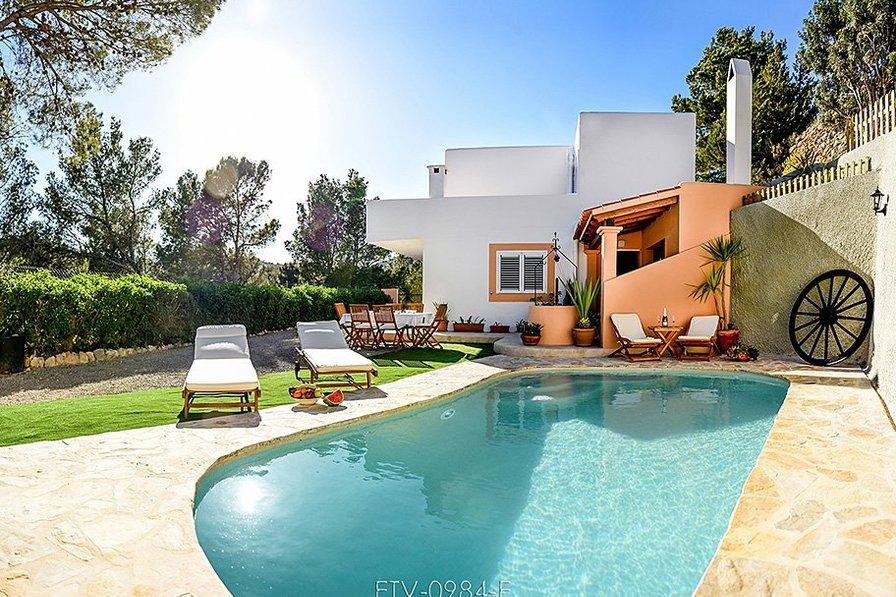 Owners abroad Villa Ibicenca Shangri-La