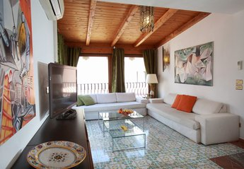 3 bedroom House for rent in Taormina