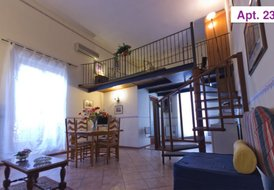 Elegant Apartment with Mezzanine in Palermo Centre (n. 23)