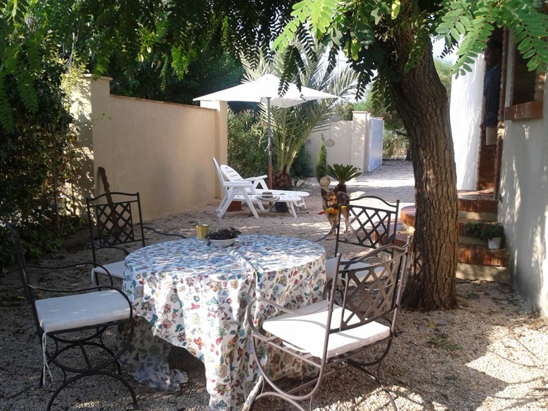 House in Spain, Oliva Playa: Outside