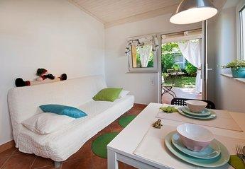 Studio Apartment in Slovenia, Ljubljana Centre
