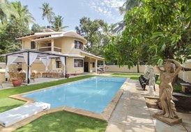 3 Bedroom Luxury Villa with swimming pool, kids pool & pergola