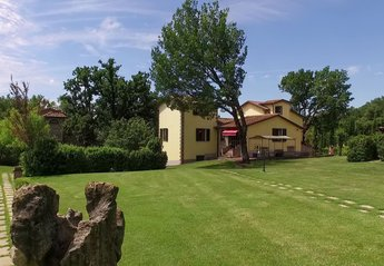 Country House in Italy, Anghiari