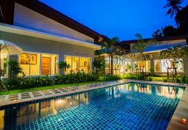 Exclusive villa residence in Ao Nang