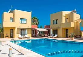 Crete - Chania - Dafne Villas - Villa Dany - pax 6
