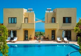 Crete - Chania - Dafne Villas - Villa Jolie - pax 6