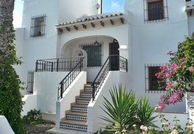 Casa White -House in Villamartin