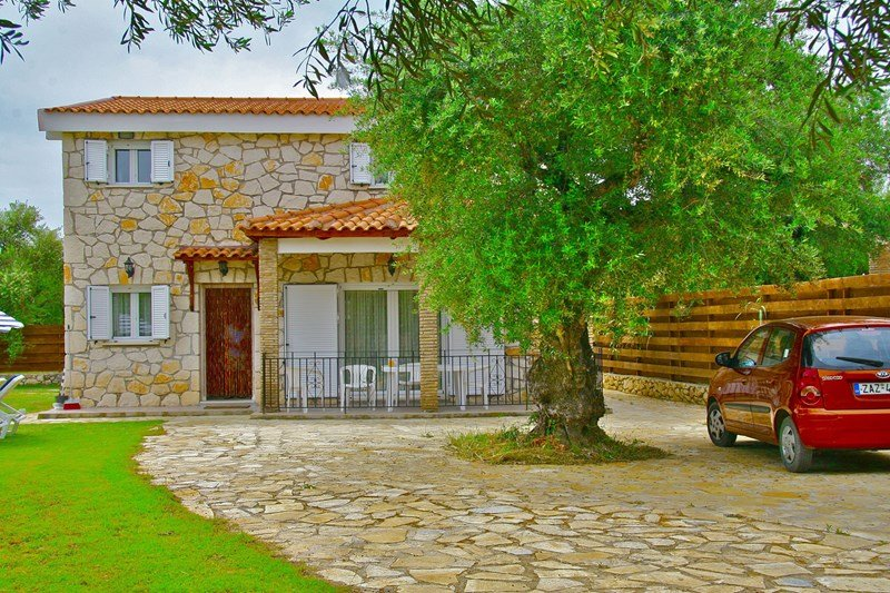 Owners abroad The Olive Grove Villa