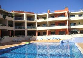 Apartment in Meia Praia, Algarve
