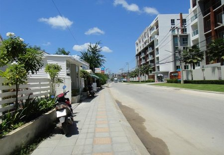 Apartment in Khao Takiab, Thailand