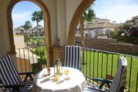 Luxury 1st floor 2 bedroom 2 bathroom apartment in Vera Playa