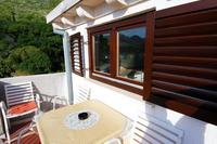 Apartment in Croatia, Cavtat: balcony