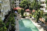 Apartment in India, Calangute: POOL 1