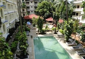 RESORT APTMT - LONG RENTAL, 5 MIN CALANGUTE BEACH (SLEEPS 6)