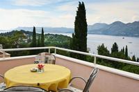 Apartment in Croatia, Cavtat: balcony