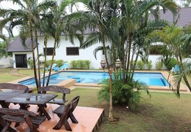 Casa Hua Hin - Charming 3 bedroom (pool) villa in Hua Hin