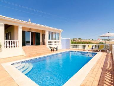 3 Bed Country Villa Near Silves, With Pool And Garden