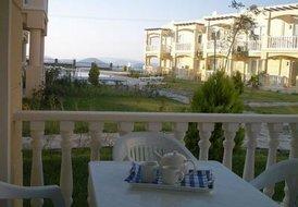 Poolside Located Garden Apartment Flamingo Resort Bodrum Turkey