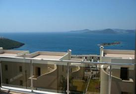 2-Bed Sea View Penthouse Apartment Royal Heights Bodrum