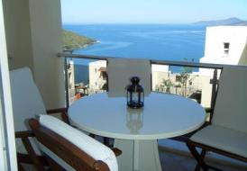 1-Bed Sea View Apartment Royal Heights Bodrum