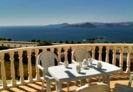 Sea View Apartment Flamingo Resort Bodrum Turkey