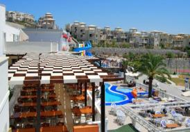 2-bed Penthouse Apartment Flamingo Resort Bodrum Turkey
