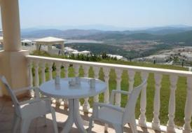 2-Bed Garden Apartment Flamingo Resort Bodrum Turkey