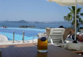 2-Bed Sea View Apartment Royal Heights Bodrum