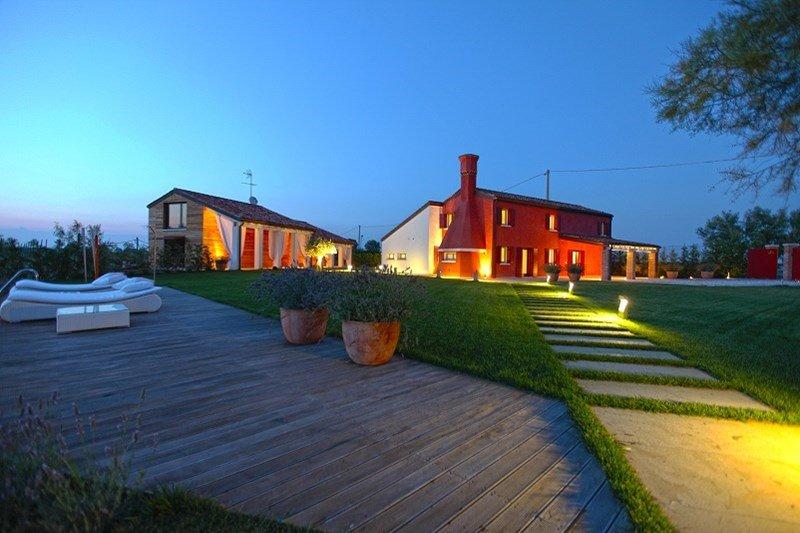 Villa a Treviso vicino al mare in affitto
