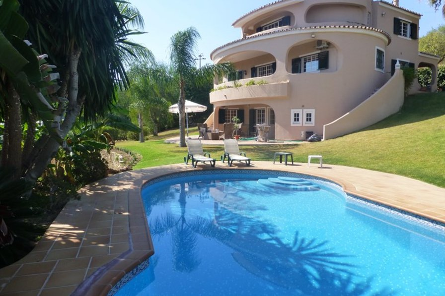 Owners abroad Beautiful Hillside Villa with saltwater pool 5 bedrooms