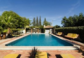 Quinta Bela Vista - 5 bedroom country house with pool, in Silves