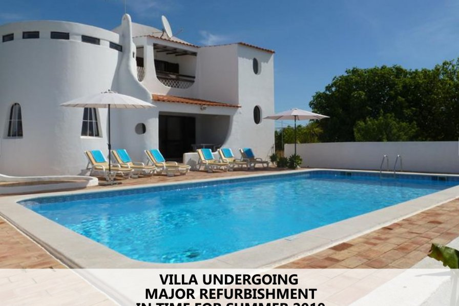 Owners abroad Very quiet Villa with private pool, sea view, 800m from beaches