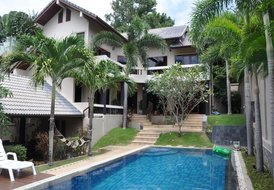 Miss Brown - Private Pool Villa in Chaweng
