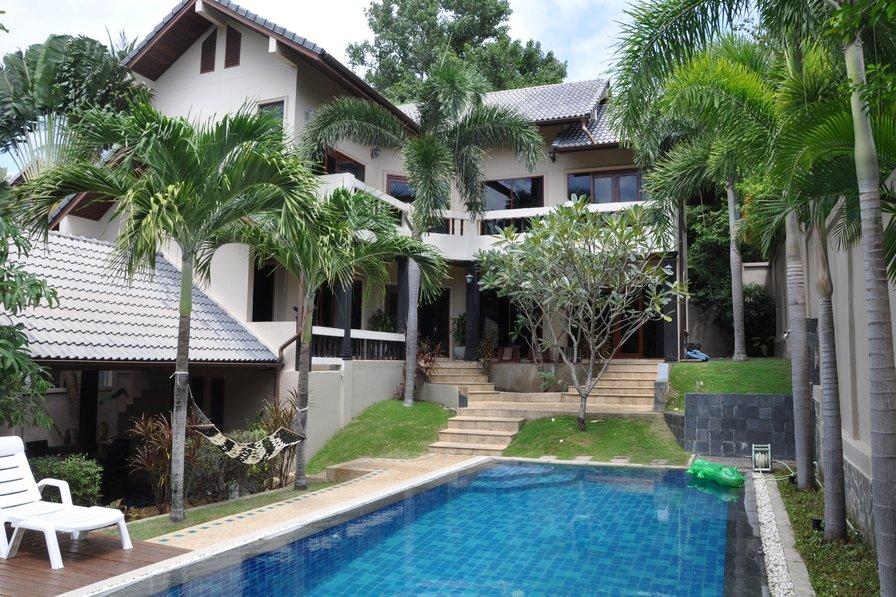 Villa in Thailand, Chaweng