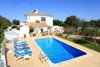 Holiday rental, Vale de Parra, Albufeira, Algarve, Portugal