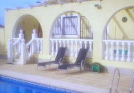 Camposol Golf Villa -own pool-nr golf course,garden!bargain!