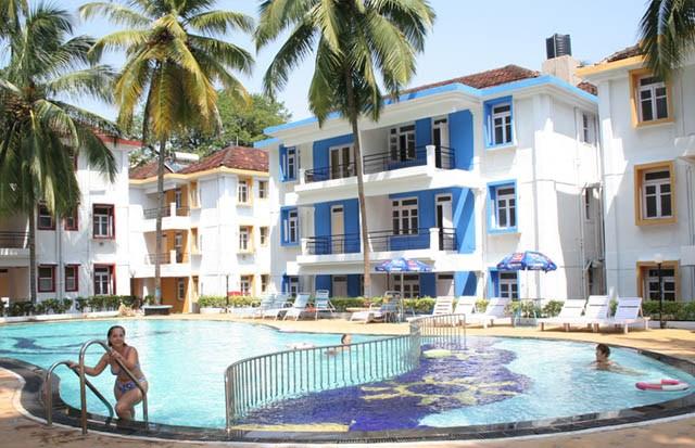 Apartment in India, Candolim: THE ALOR GRANDE RESORT