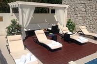 Villa in Croatia, Mlini: pool area