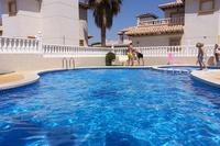 Apartment in Spain, Cabo Roig: Private Residents Pool
