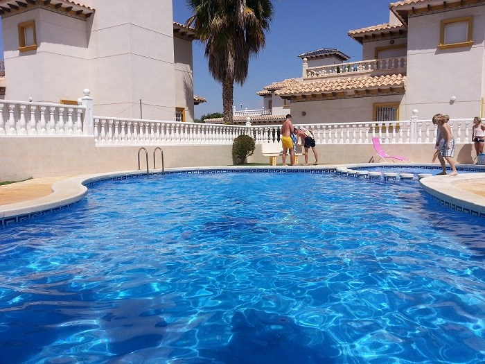 Apartment in Spain, Villapiedra: Private Residents Pool