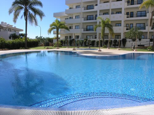 Apartment in Portugal, Albufeira old town: one bedroom modern apartment with private terrace, comm..