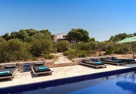 Mediterranean villa with fantastic views